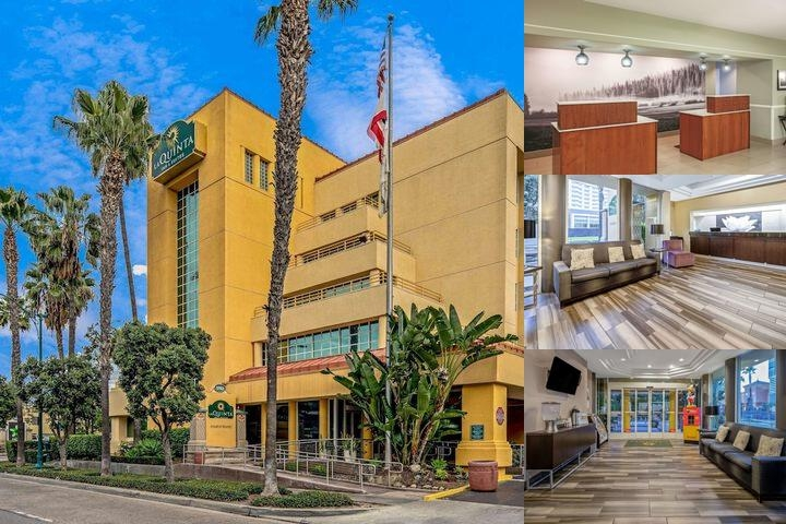 La Quinta Inn Bakersfield North by Wyndham photo collage