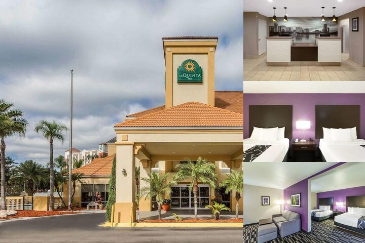 La Quinta Inn & Suites by Wyndham Orlando Universal Area photo collage