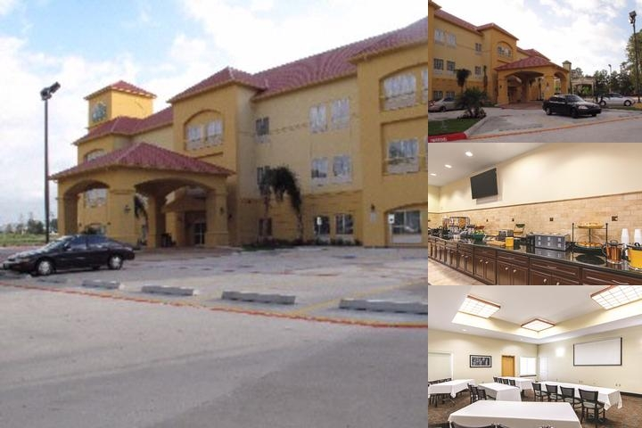 La Quinta Inn Houston New Caney photo collage