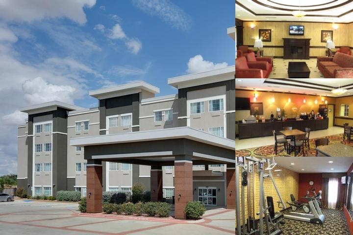 La Quinta Inn & Suites Big Spring photo collage