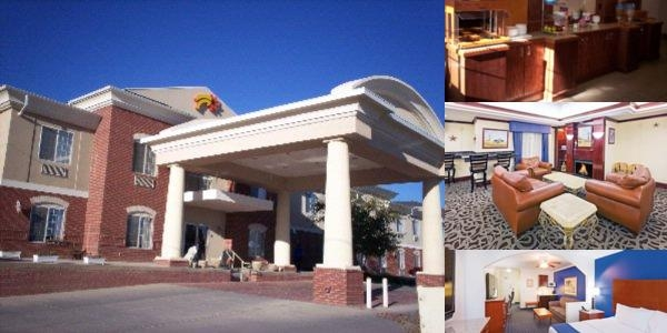 La Quinta Inn & Suites Dalhart photo collage