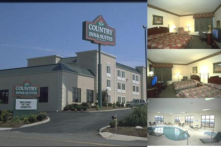La Quinta Inn Knoxville North I 75 photo collage