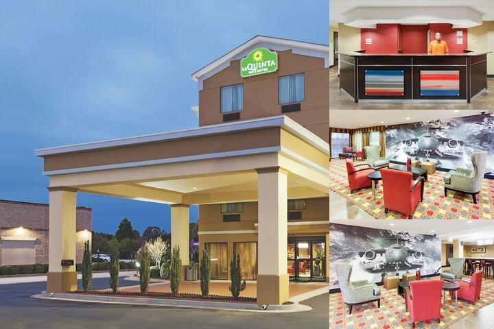 La Quinta Inn Warner Robins photo collage