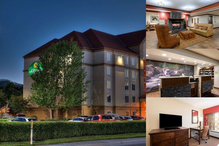 La Quinta Inn Pigeon Forge photo collage