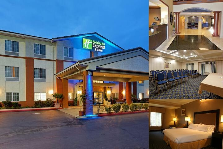 Holiday Inn Express San Pablo photo collage
