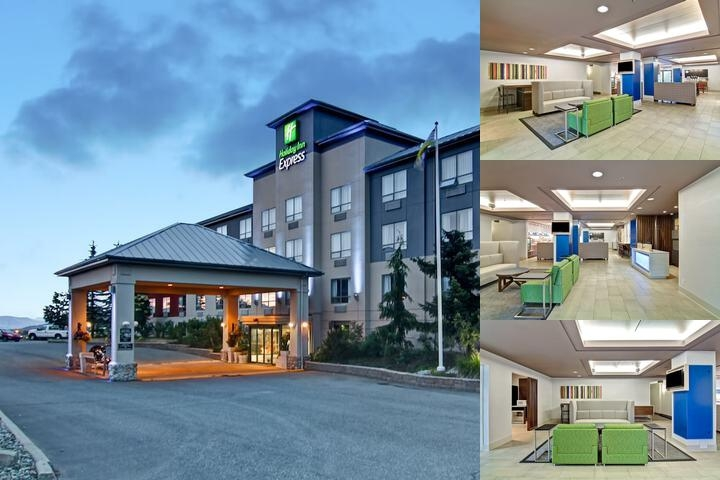 Holiday Inn Express Kamloops photo collage