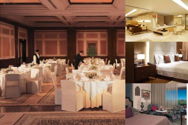 The Oberoi New Delhi photo collage