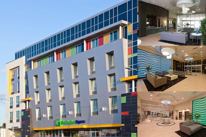 Holiday Inn Express & Suites North Hollywood photo collage