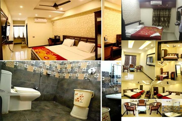 Hotel Grand Sandarshini Inn photo collage