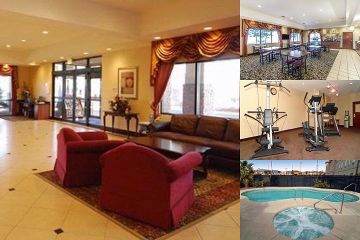 Comfort Inn & Suites Las Vegas Nellis photo collage