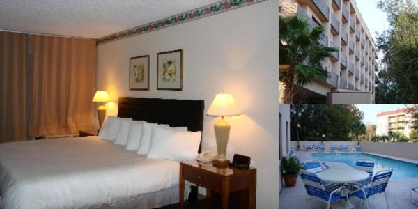 The Grand Hilton Head Inn Photo Collage