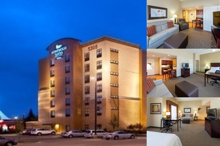 Homewood Suites by Hilton / St. Lous Park Mpls photo collage