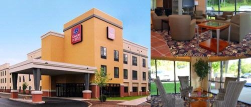 Comfort Suites Southington Cheshire photo collage