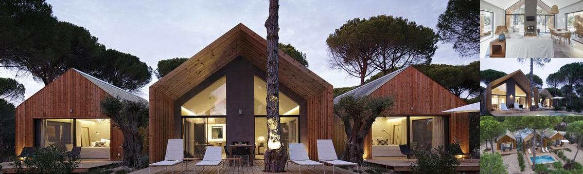 Sublime Comporta Country House Retreat photo collage