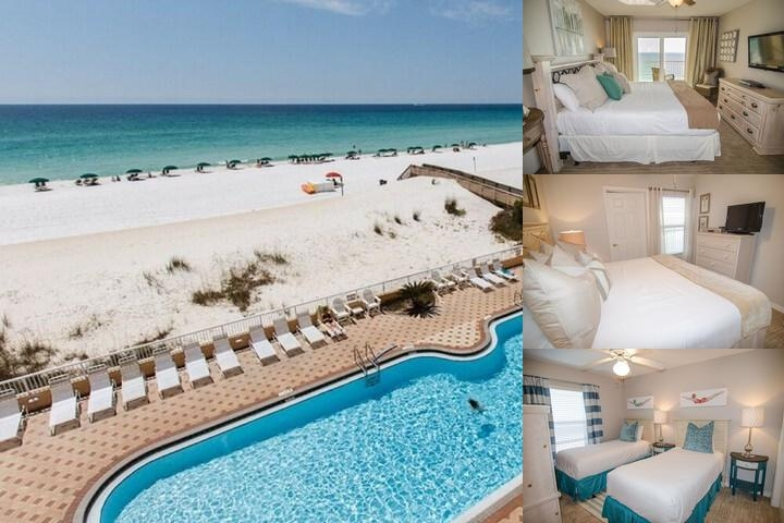 Islander Beach Resort photo collage