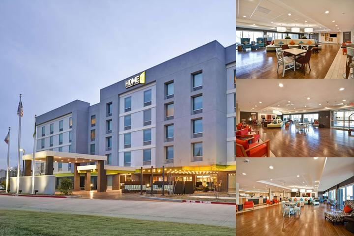Home2 Suites by Hilton Dallas North Park photo collage