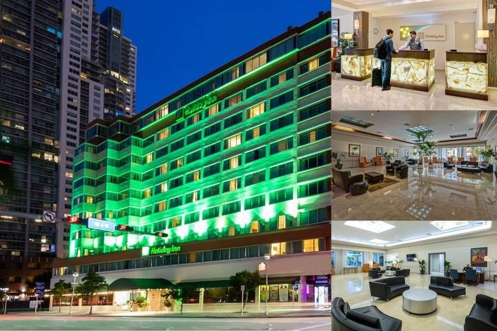Holiday Inn Port of Miami Downtown photo collage