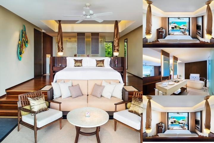 Sheraton Samui Resort photo collage