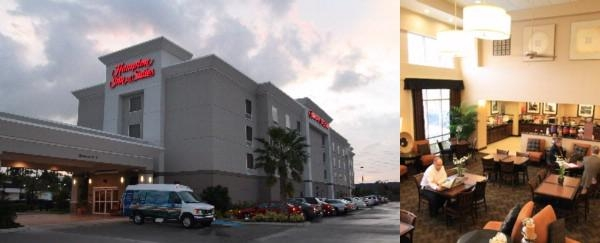 Hampton Inn & Suites Houston Bush Intercontinental Aprt photo collage