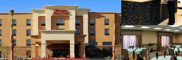 Hampton Inn & Suites Las Vegas Airport photo collage