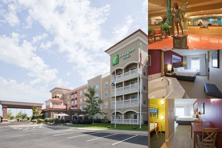 Holiday Inn Hotel & Suites at Arbor Lakes photo collage