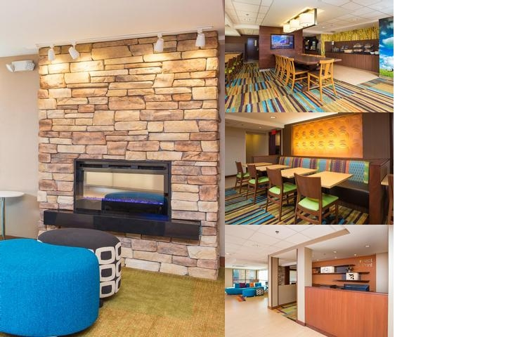 The Fairfield Inn & Suites by Marriott Plymouth / Middleboro photo collage