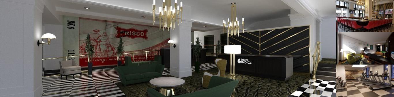 Hotel Indigo Downtown Kansas City Photo Collage