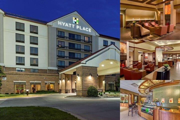 Hyatt Place Overland Park Convention Center photo collage