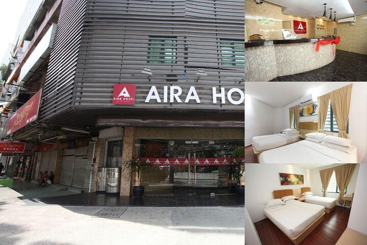 Aira Hotel photo collage