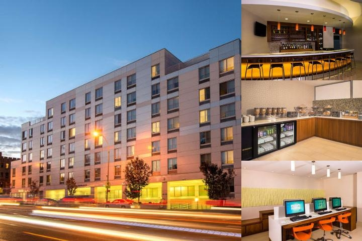 Springhill Suites New York Laguardia Airport photo collage