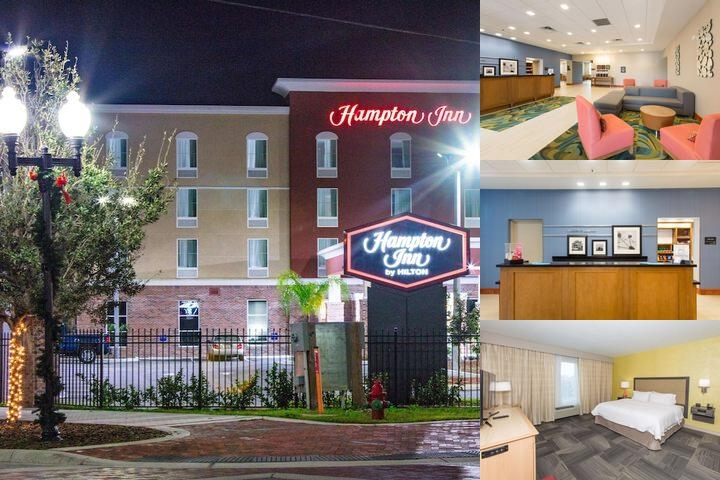 Hampton Inn Palatka photo collage