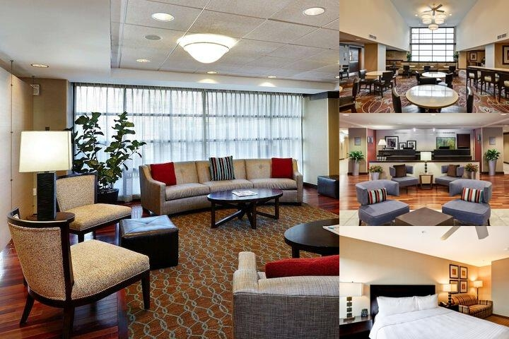 Homewood Suites Silver Spring photo collage