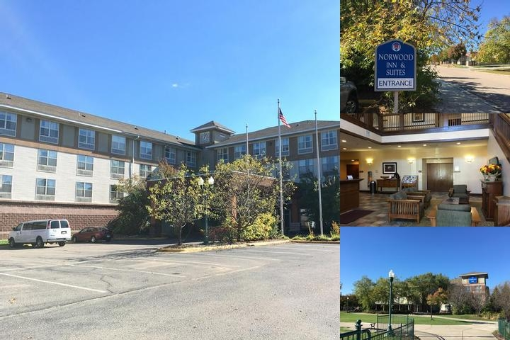 Norwood Inn & Suites photo collage