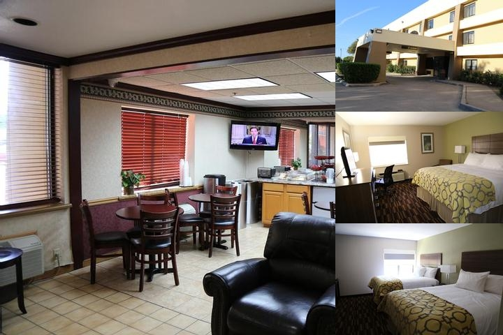 Baymont Inn & Suites Plano photo collage