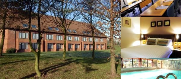 Ramada Hotel Telford Ironbridge photo collage