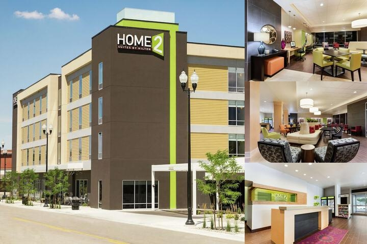 Home2 Suites by Hilton Murray photo collage