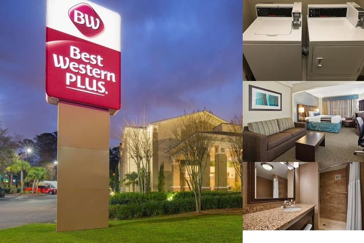 Best Western Plus Tallahassee North Hotel photo collage