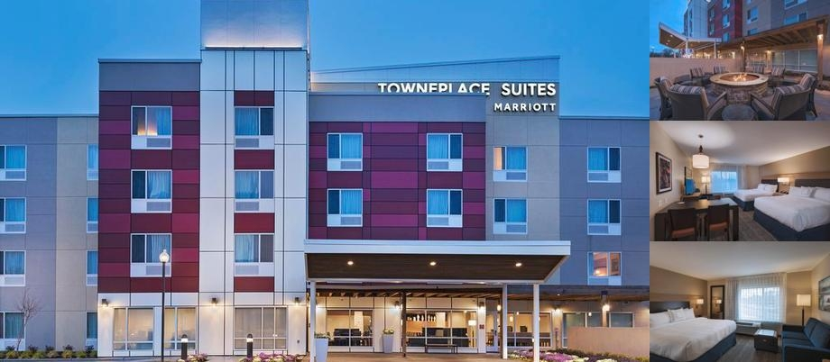 Towneplace Suites Marriott Tacoma Lakewood photo collage