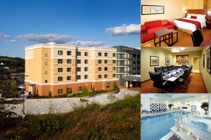 Courtyard by Marriott Pittsburgh / Washington Meadow Lands photo collage
