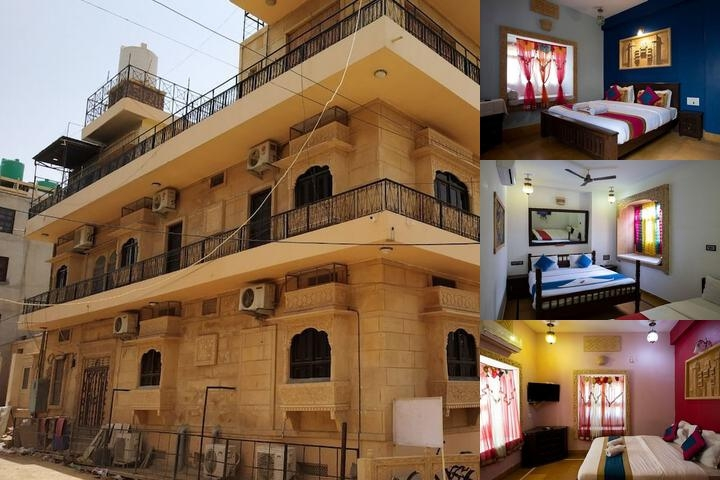 Hotel Prithvi Palace photo collage