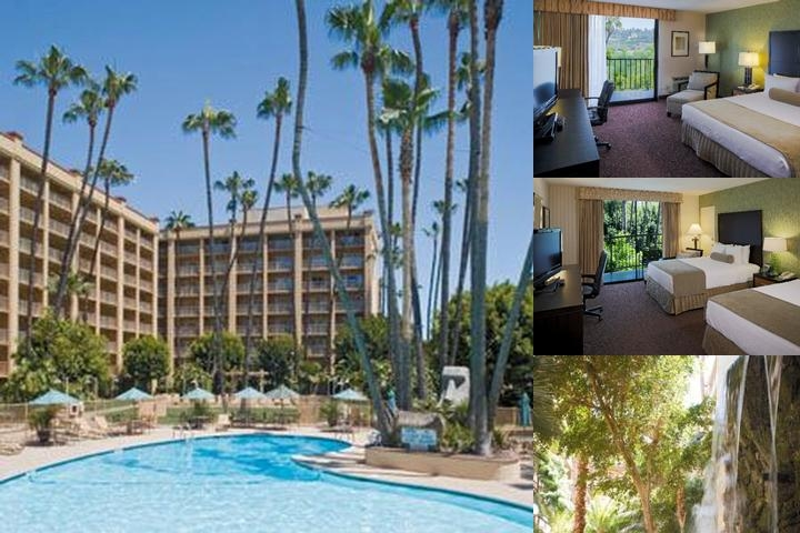 Crowne Plaza San Diego photo collage