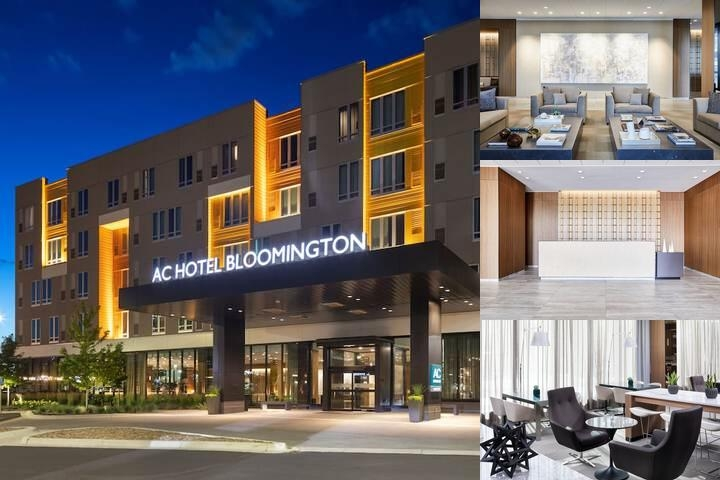 AC Hotel by Marriott Bloomington Mall of America photo collage