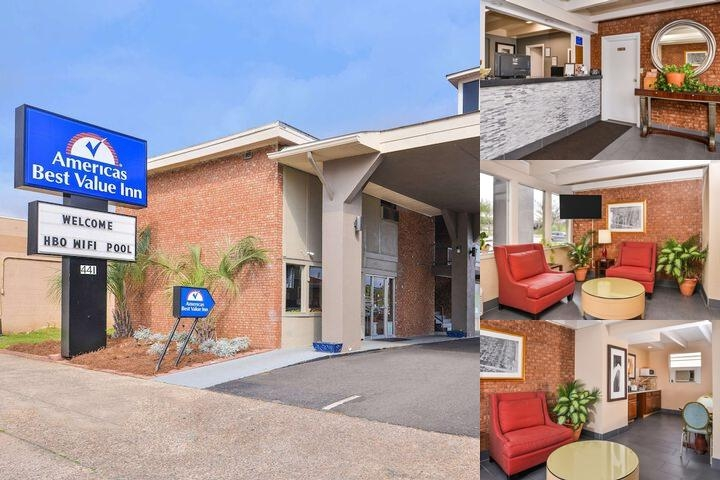 Americas Best Value Inn Augusta Historic Downtown photo collage