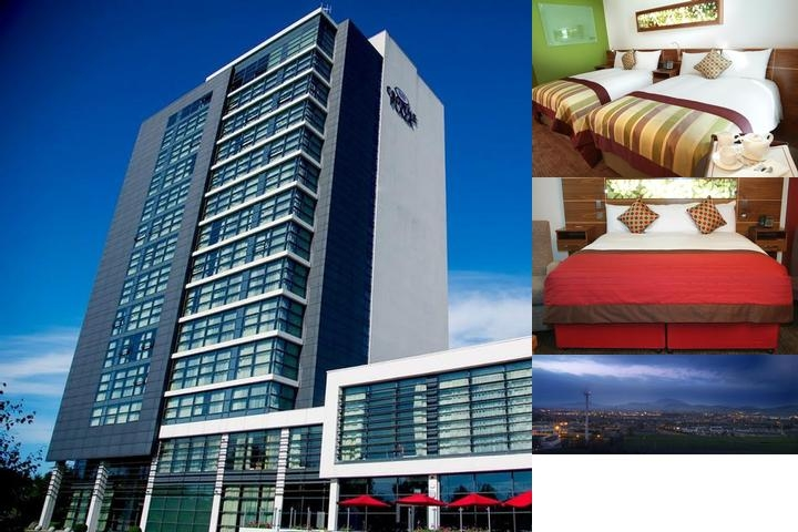 Crowne Plaza Dundalk photo collage