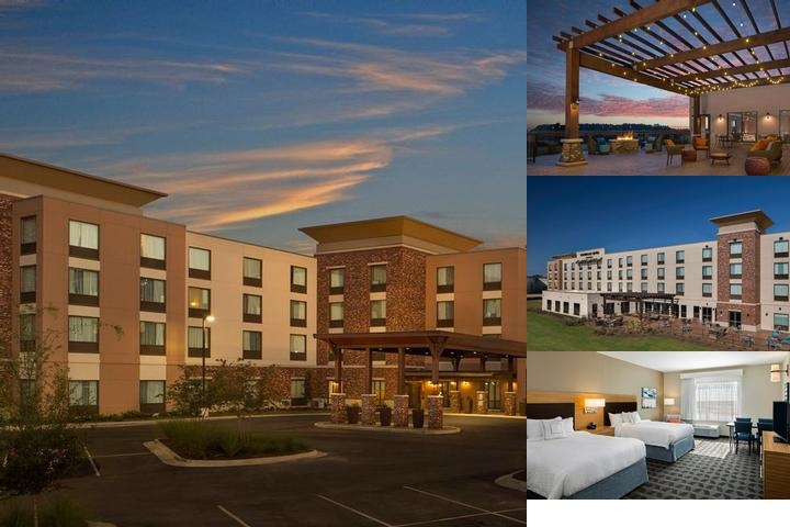 Towneplace Suites by Marriott Foley at Owa photo collage