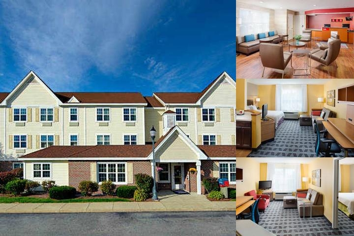 Towneplace Suites by Marriott Manchester Boston Regional Airport photo collage