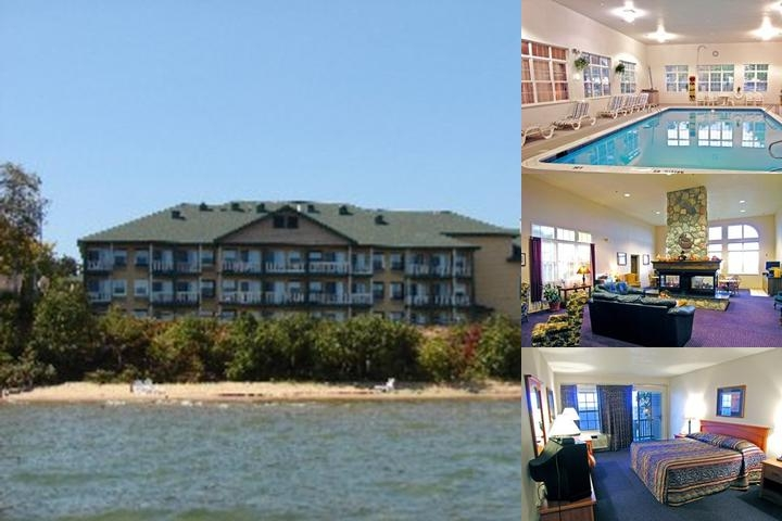 Lakefront Inn & Suites photo collage