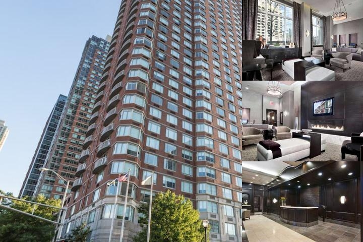 Global Luxury Suites Downtown Jersey City photo collage