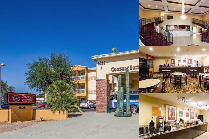 Comfort Suites Airport Tempe photo collage