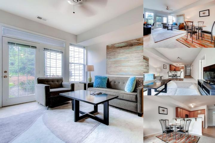 Global Luxury Suites at Forrestal photo collage